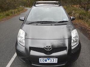 2010 Toyota Yaris Hatchback LOW KS REG AND ROADWORTHY!! Moorabbin Kingston Area Preview