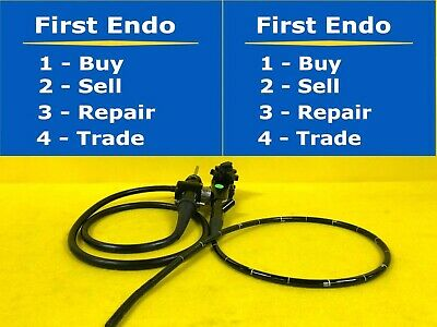 Olympus Gif-100 Gastroscope Endoscope Endoscopy 833-s32