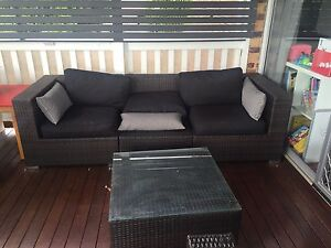 Outdoor lounge set - SOLD SUBJECT TO PICKUP Everton Park Brisbane North West Preview