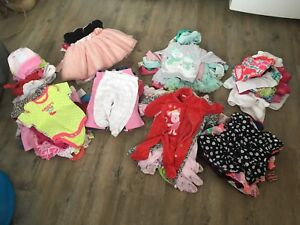 Baby Girl Clothes - size 3 to 6 months