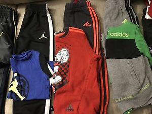 2t and 3t Jordan, adidas,puma, and Nike and