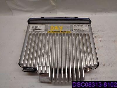 Used-no Front Control Panel Motorola Radio Cdm750 Aam25shc9aa1an