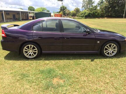 Holden Commodore VY S Pac 2003 RWC & 6 Months Rego