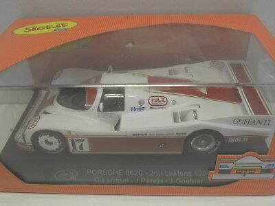 Kinderrennbahnen Slot.it Ca03h Porsche 956c Lh #17 Le Mans 1993 Reuter-jelinski-winter Mb Spielzeug
