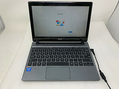 ACER Q1VZC Chromebook, IC 847 @ 1.10 GHz, 320 GB HDD, 4 GB RAM, Lg Batt[AD30-03]