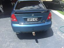 Holden commodore vy 2003 25th anniversary Camden Camden Area Preview