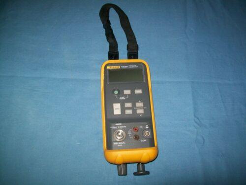 Fluke 718 30G Pressure Calibrator -12 Psi to 30 Psig Exc