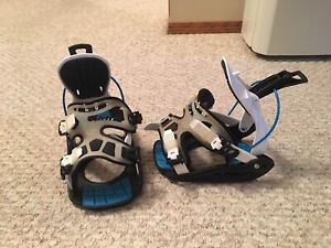 Snowboard Bindings (Flow) Kids/Women's
