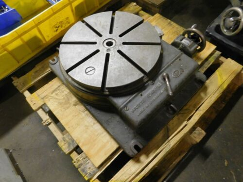 "SIP 17-1/2"" Precision Rotary Table"