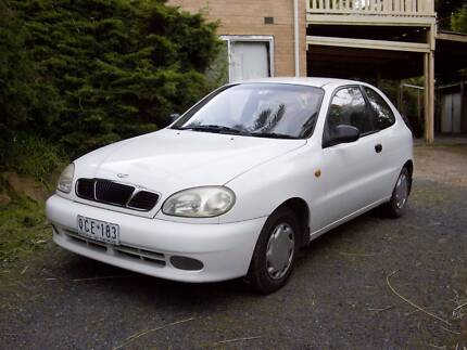 2000 Daewoo Lanos Hatchback Automatic