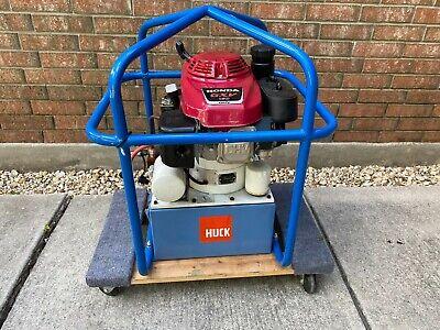 Huck 913f Powerig Honda Gxv160 Gas-powered Hydraulic Power Supply Unit