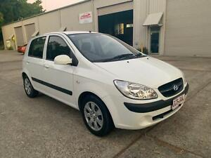 2009 Hyundai Getz SX Automatic Hatchback Mayfield East Newcastle Area Preview