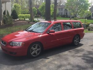 Looking for Volvo S60R/V70R