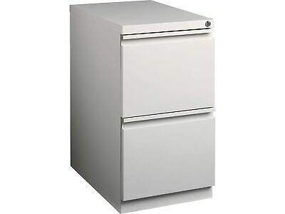 Staples 2-drawer Vert File Cab Locking Putbeige Lett 25169d