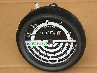 Tachometer For John Deere Jd 830 Industrial 300 300b 301 301a 302 302a 400 401