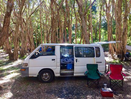 MITSUBISHI STARWAGON «AS IS» - URGENT Noosa Heads Noosa Area Preview