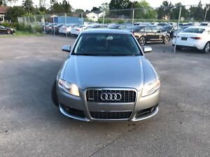 2006 AUDI A4 S-LINE FOR 7500$ NEGO