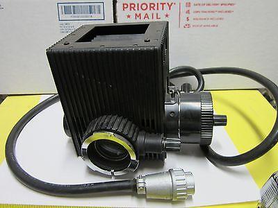 Microscope Part Nikon Japan Lamp Illuminator Housing As Is Iii Hg 100w Bin51