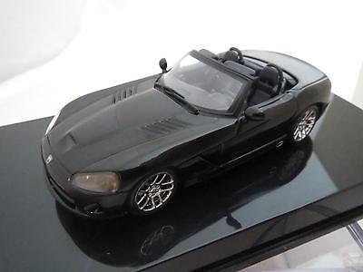 Dodge Viper SRT 10 2003 schwarz 1:43 AUTOart neu  OVP 51702