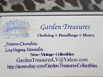Garden Treasures Collectibles