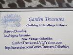 Garden Treasures Collectibles
