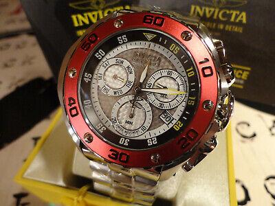 Invicta 26568 Reserve 50mm Excursion Maritime Next Gen Chrono Bracelet Watch NEW