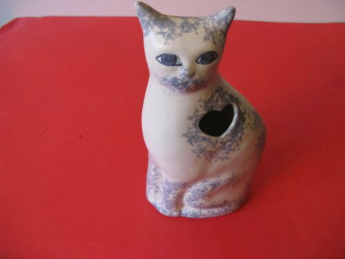 Pottery Cat Coin Bank/Money Saver