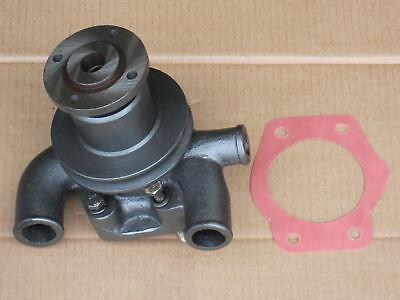 Water Pump W Pulley For Massey Ferguson Mf Industrial 2135 30b 30e 30h 40e
