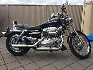 Harley Davidson Sportster XL 1200 (Not Honda-Yamaha-Suzuki) Angle Park Port Adelaide Area Preview