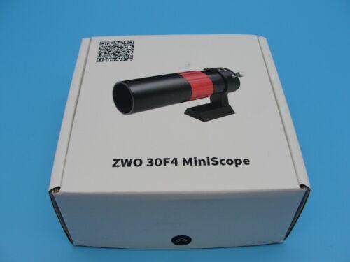 ✅ ZWO 30mm f/4 Mini Guide Scope for ASI Cameras # 30120, NEW