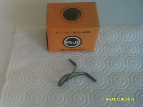 1 pc.fuji sic hvsg double foot rod guide size 25   $9 each