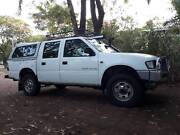 1999 Holden Rodeo TF Diesel Dual Cab Ute Adelaide River Finniss Area Preview