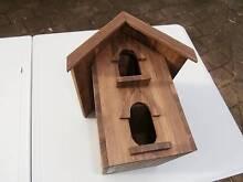 Bird House -Small Bird -Handmade from Vintage Tasmanian Blackwood Peakhurst Hurstville Area Preview