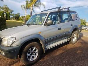 2002 Toyota LandCruiser Kilaben Bay Lake Macquarie Area Preview