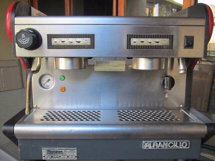 Retro Rancilio Midi Coffee Machine Bentleigh Glen Eira Area Preview