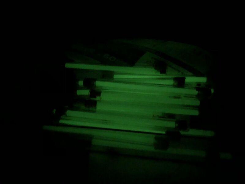 """Tritium Tubes (6"""") LOT OF 2)"""