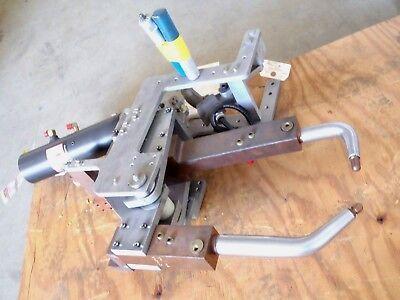 Tg Systems Gts 2156 Spot Weld Gun Robot Welder Resistance Welding Cylinder