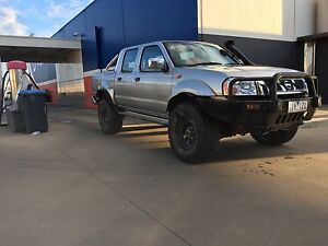 2004 Nissan navara RWC®O! Drysdale Outer Geelong Preview