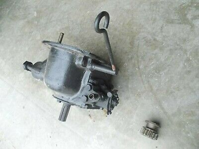 Allis Chalmers C Tractor Ac Power Take Assembly Pto Drive Gear Kk