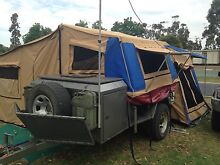 Off road camper trailer Goolwa South Alexandrina Area Preview