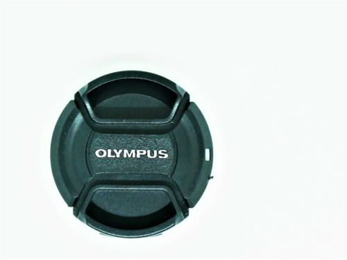 37mm Snap on Center Pinch lens Cap Dust Cover Protector For Olympus New