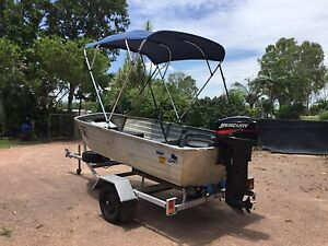 Boat for sale - must sell leaving town Deeragun Townsville Surrounds Preview