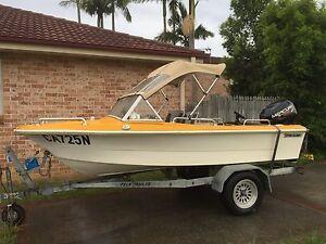 Great Boat 4stroke Mercury Motor Coffs Harbour Coffs Harbour City Preview
