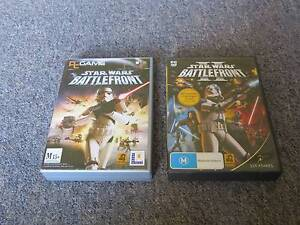 Star Wars: Battlefront 1 & 2 for PC Margate Redcliffe Area Preview
