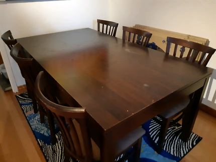 Large Dining Table 180x100cm