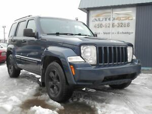 Jeep Liberty 2008 ***MAGS,SPORT***