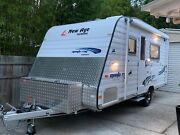 NEW AGE MANTA RAY MR 16 E FULL ENSUITE 2016 18ft Cashmere Pine Rivers Area Preview