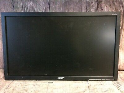 Acer V206HQL Backlit LCD Monitor No Stand Perfect Condition