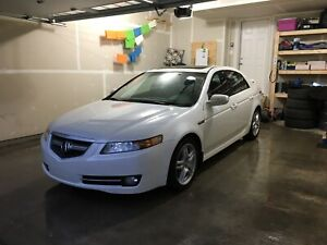 2007 Acura TL W/ Navigation Package