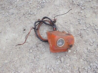 Allis Chalmers Ac Wd 45 Tractor Amp Box Wiring Wire Harness Gauge 12v